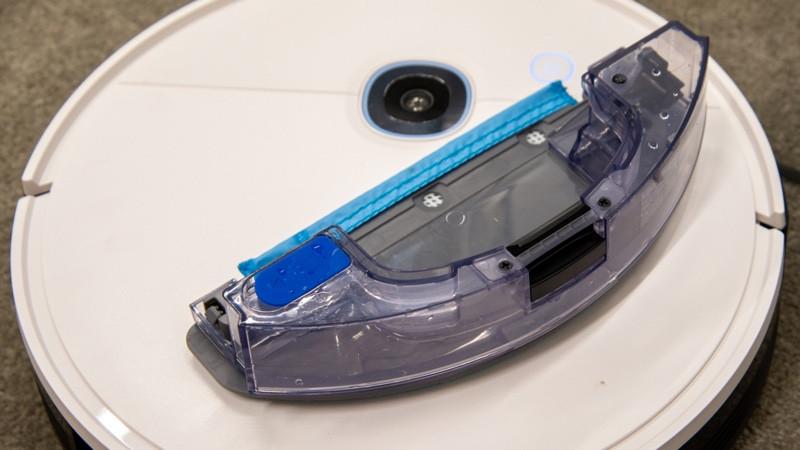 Revisión de la estación Yeedi Vac: autolimpieza, trapeador y más