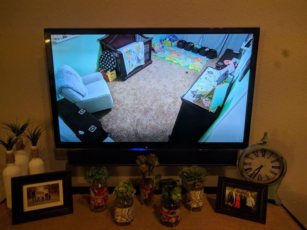 Vigilancia de TV