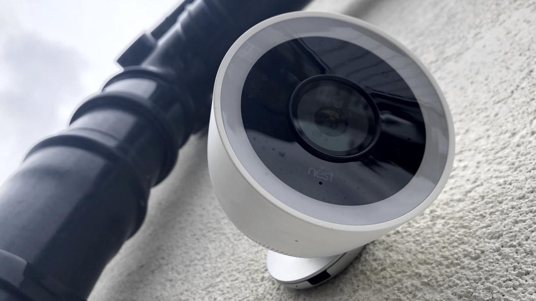 Revisión de Nest Cam IQ Outdoor