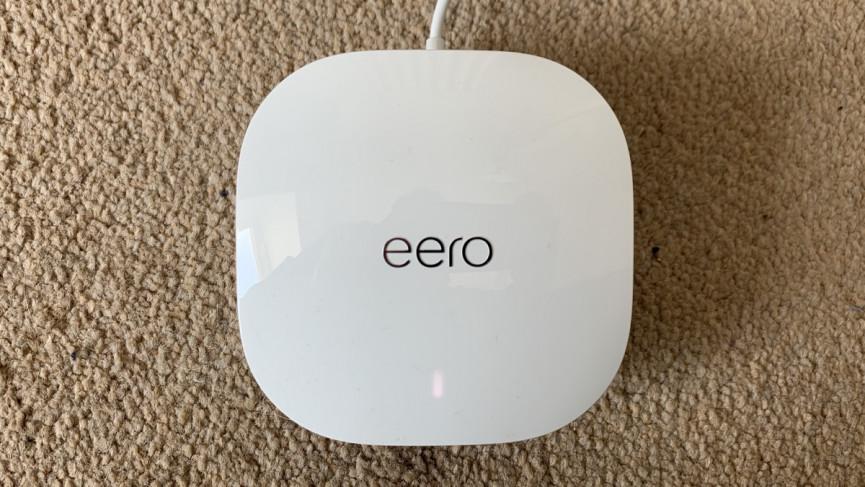 Revisión de Eero Mesh Wi-Fi