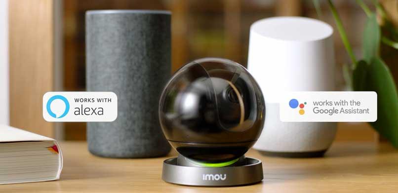 IMOU Ranger IQ - Asistente de Alexa y Google