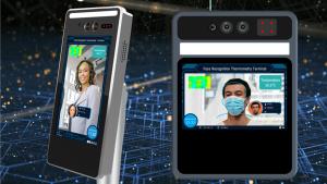 Revisión: Detector de temperatura de reconocimiento facial
