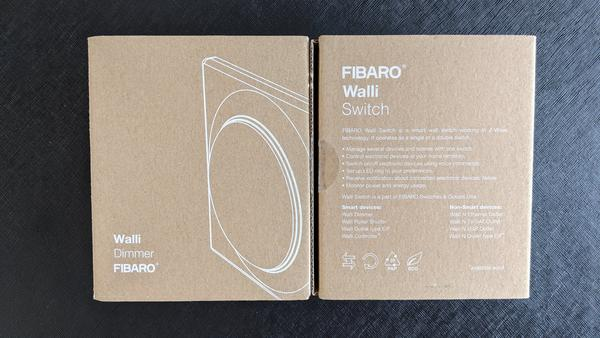 Revisión: FIBARO Walli Switch and Dimmer