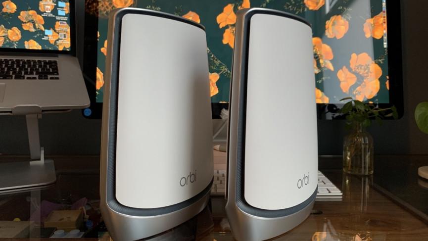 Revisión de Netgear Orbi WiFi 6
