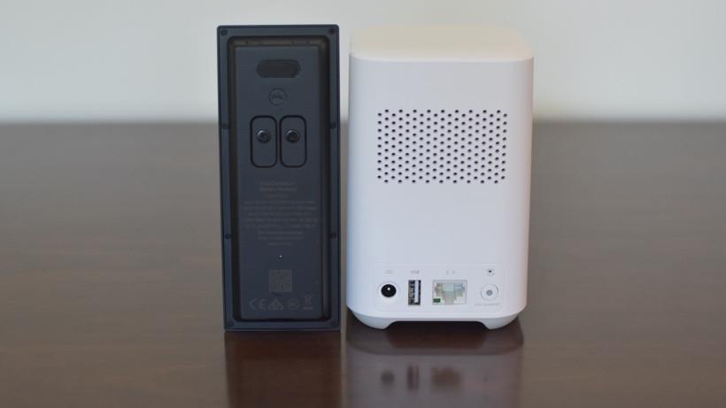 Estación base Eufy Video Doorbell 2K a batería