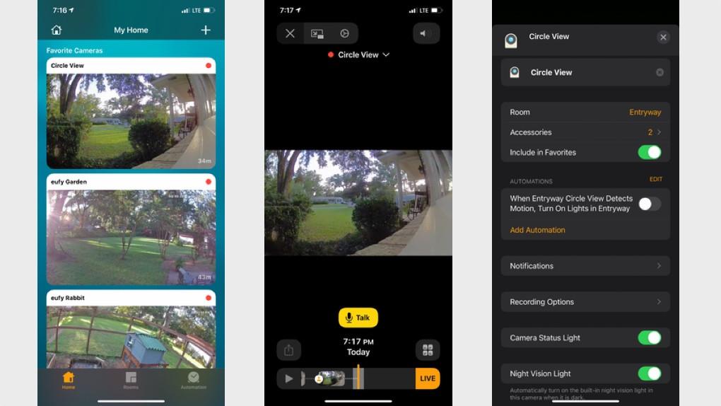 Logitech Circle View: una cámara que Apple podría haber fabricado (excepto por ese cable)