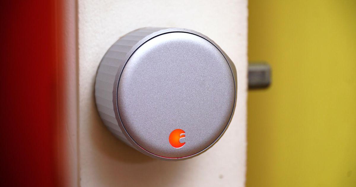 Coloque el nuevo August Smart Lock con Wi-Fi en la puerta de su casa por $ 209