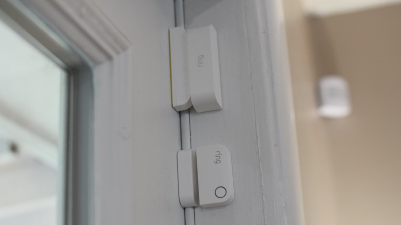 Sensores de ventana Ring Alarm