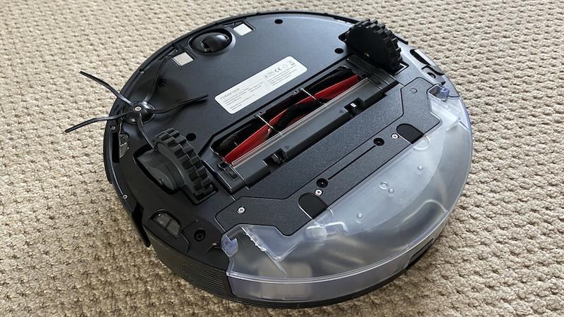 Roborock S6 MaxV debajo