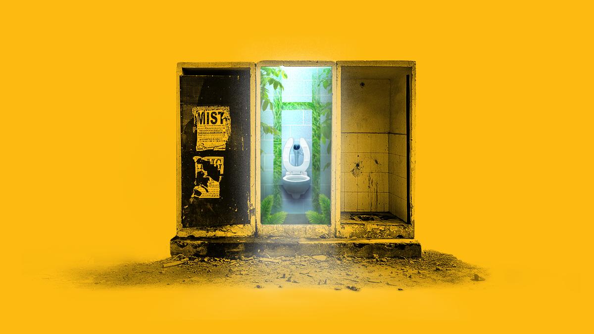 Cómo un inodoro indestructible en India podría ser la clave para salvar vidas