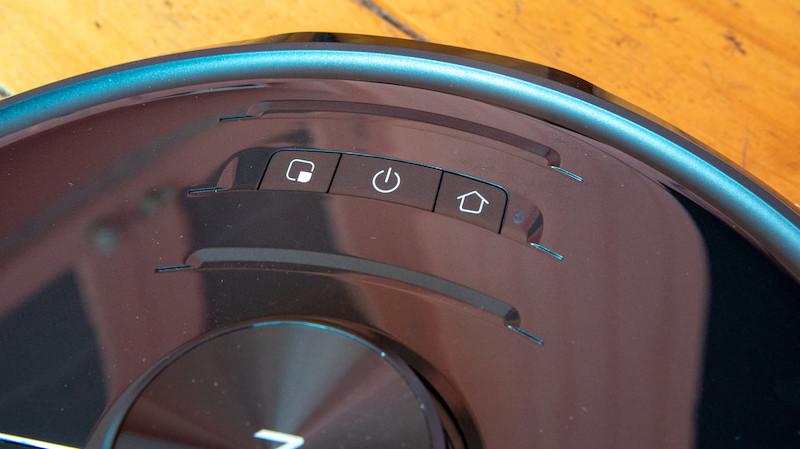 Botones Roborock S6 MaxV