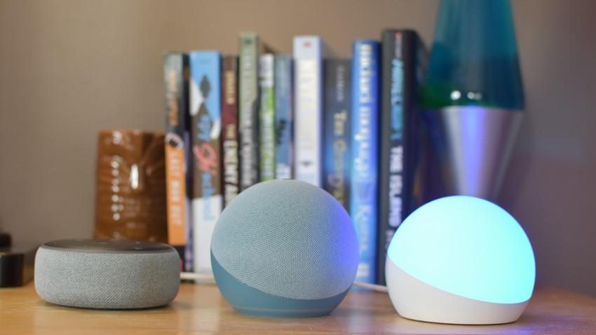 Amazon Echo Dot de cuarta y tercera generación
