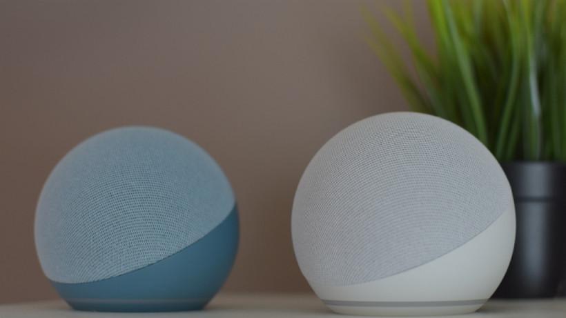 Colores de Amazon Echo Dot