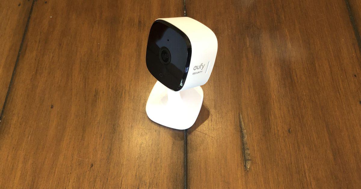 Indoor Cam 2K de Eufy está bien por $ 40
