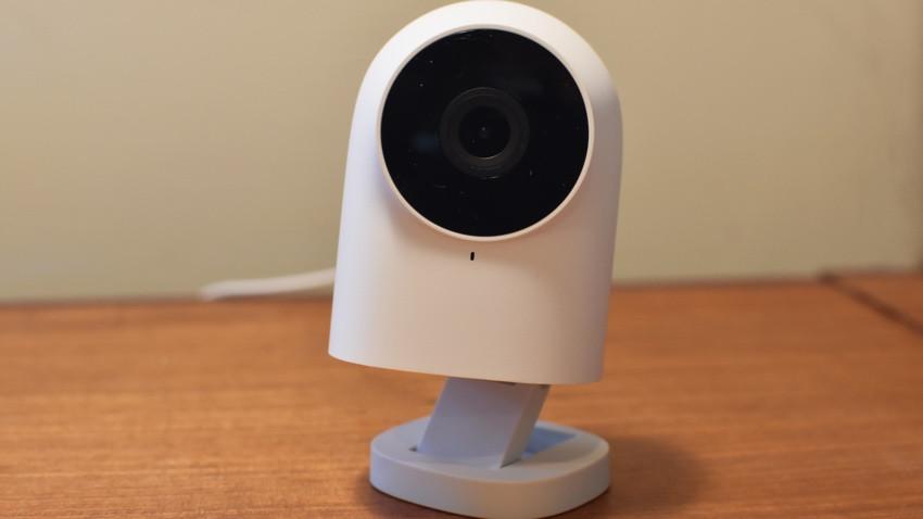 Revisión de Aqara Camera Hub G2H: