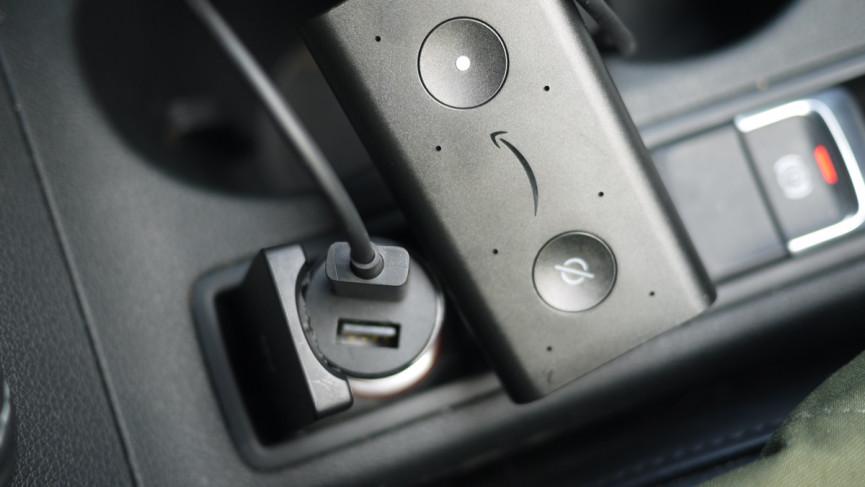 Conexión Echo Auto 12v