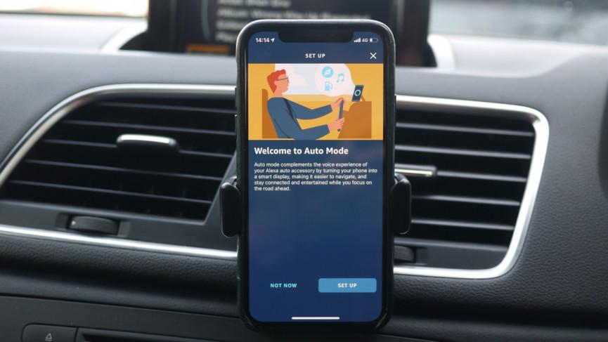 Aplicación de modo Echo Auto