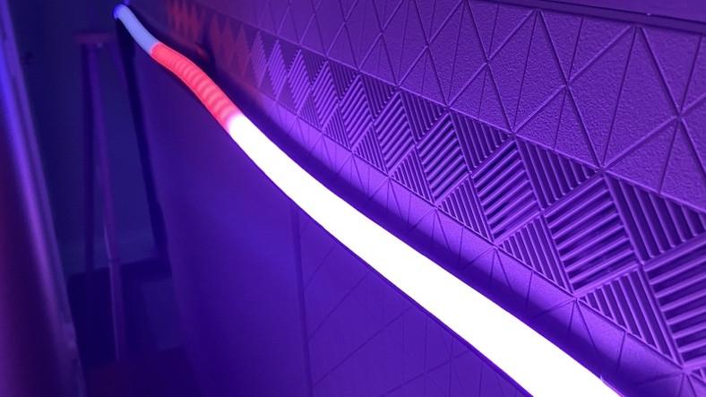 Configuración de la tira de luz degradada Philips Hue Play