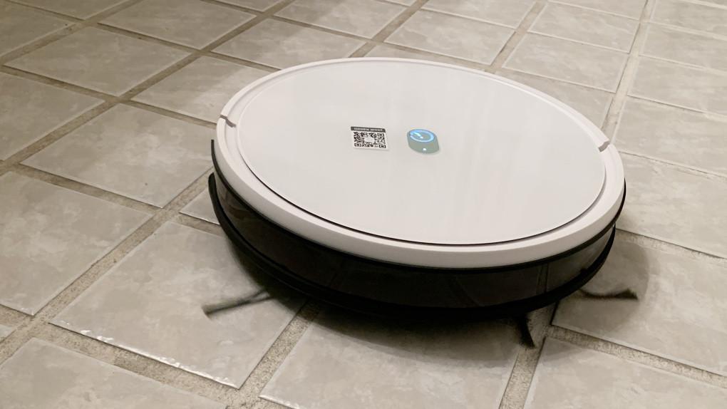 Revisión de la aspiradora del robot Yeedi K650: simple, sucia y súper barata