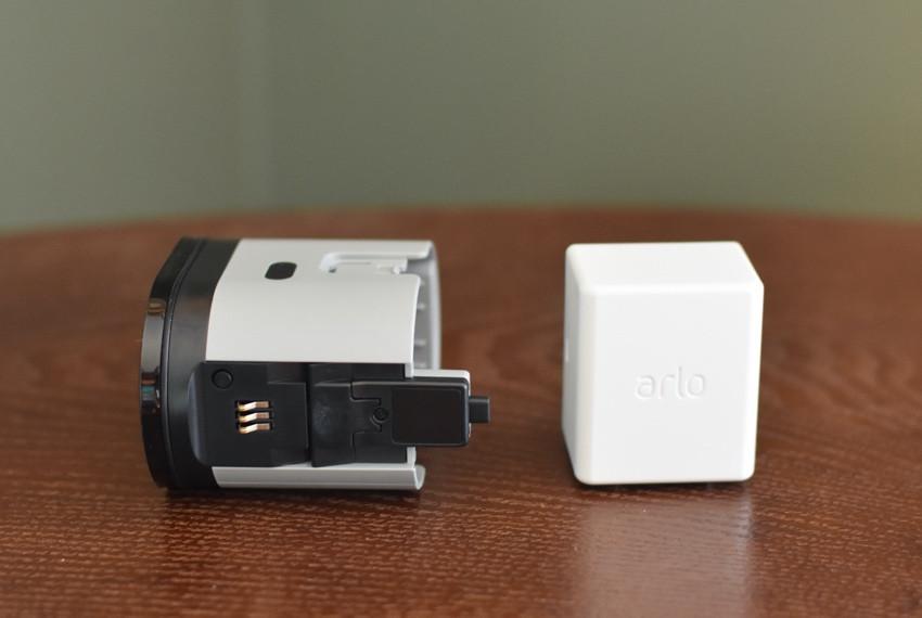 Revisión de la cámara Spotlight sin cables Arlo Pro 4: Hub por fin libre