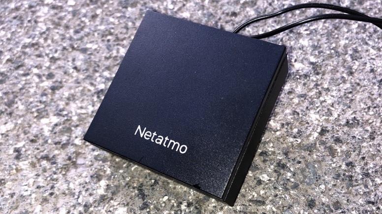 Timbre con video inteligente Netatmo