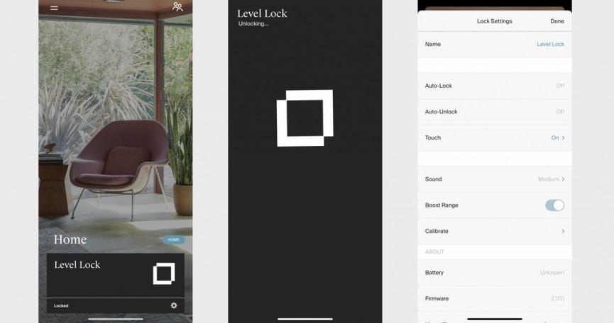 Revisión de bloqueo inteligente Level Touch:
