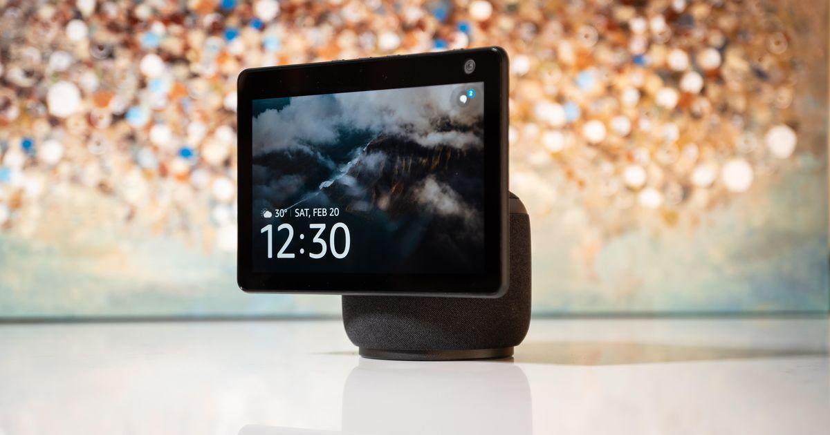 Amazon Show 10 contra Google Nest Hub Max