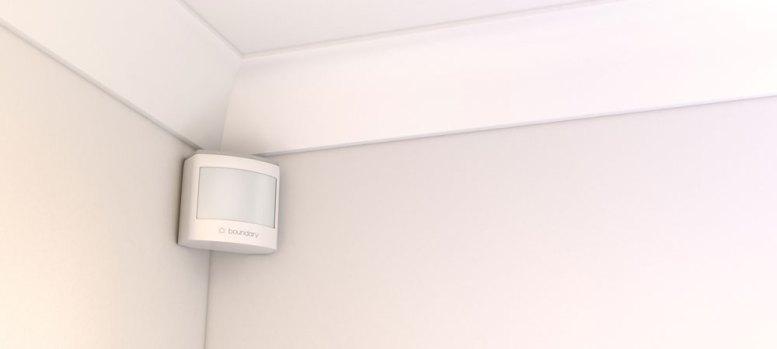 Sensor de movimiento PIR de seguridad para el hogar inteligente de límite