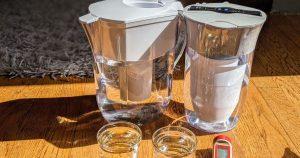 Brita vs ZeroWater: comparación de dos sistemas de jarra con filtro de agua