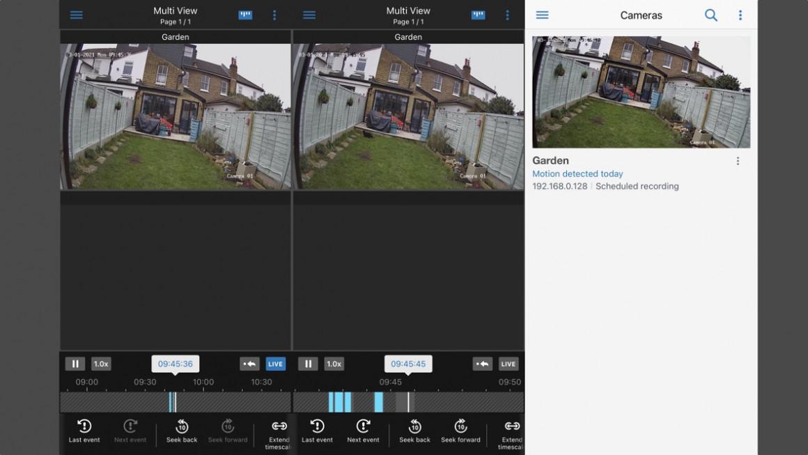 Cámara Annke en la aplicación DS Cam