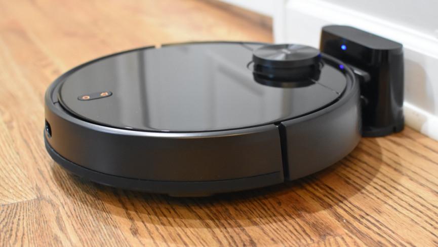 Carga del robot Wyze al vacío