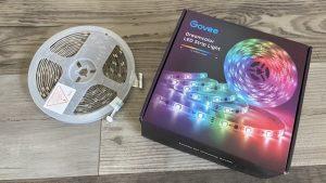 Tira de luz inteligente Govee RGB