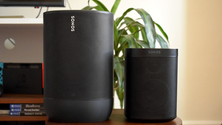 Revisión de Sonos Move