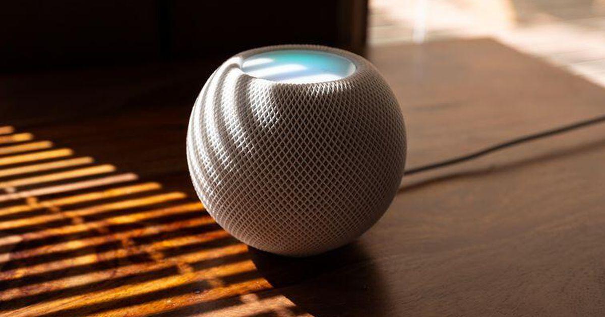 Apple HomePod Mini tiene un sensor secreto de temperatura y humedad