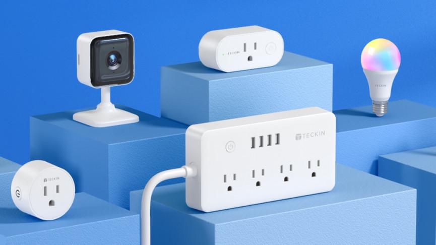 dispositivos de vida inteligente teckin