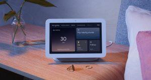 El nuevo Google Nest Hub realiza un seguimiento de su sueño sin dispositivos portátiles ni cámaras