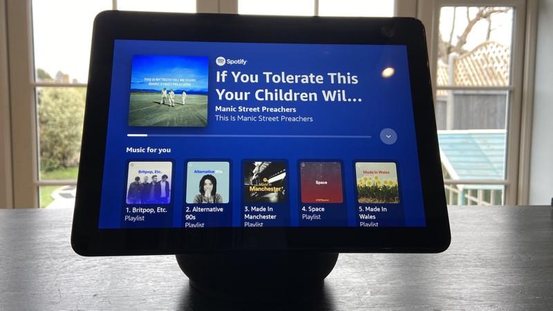 Revisión de Amazon Echo Show 10 (tercera generación): Alexa tiene los movimientos