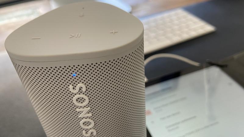 Modo Bluetooth Sonos Roam