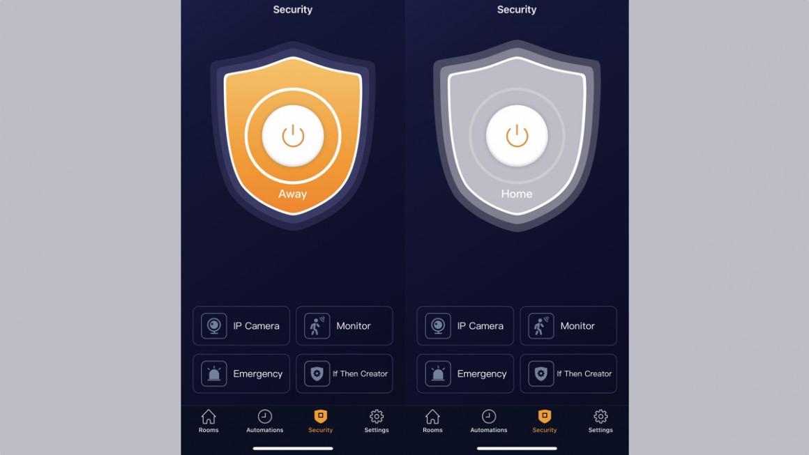 Sistema de seguridad inteligente Adurosmart ERIA