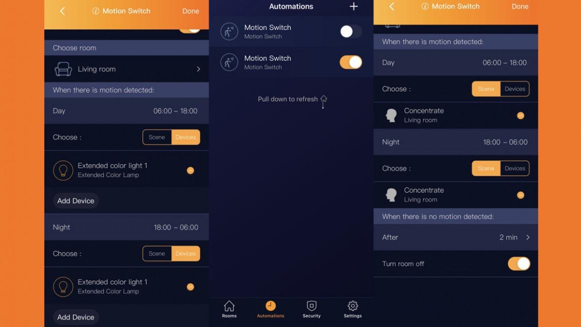 Automatizaciones inteligentes para el hogar Adurosmart ERIA