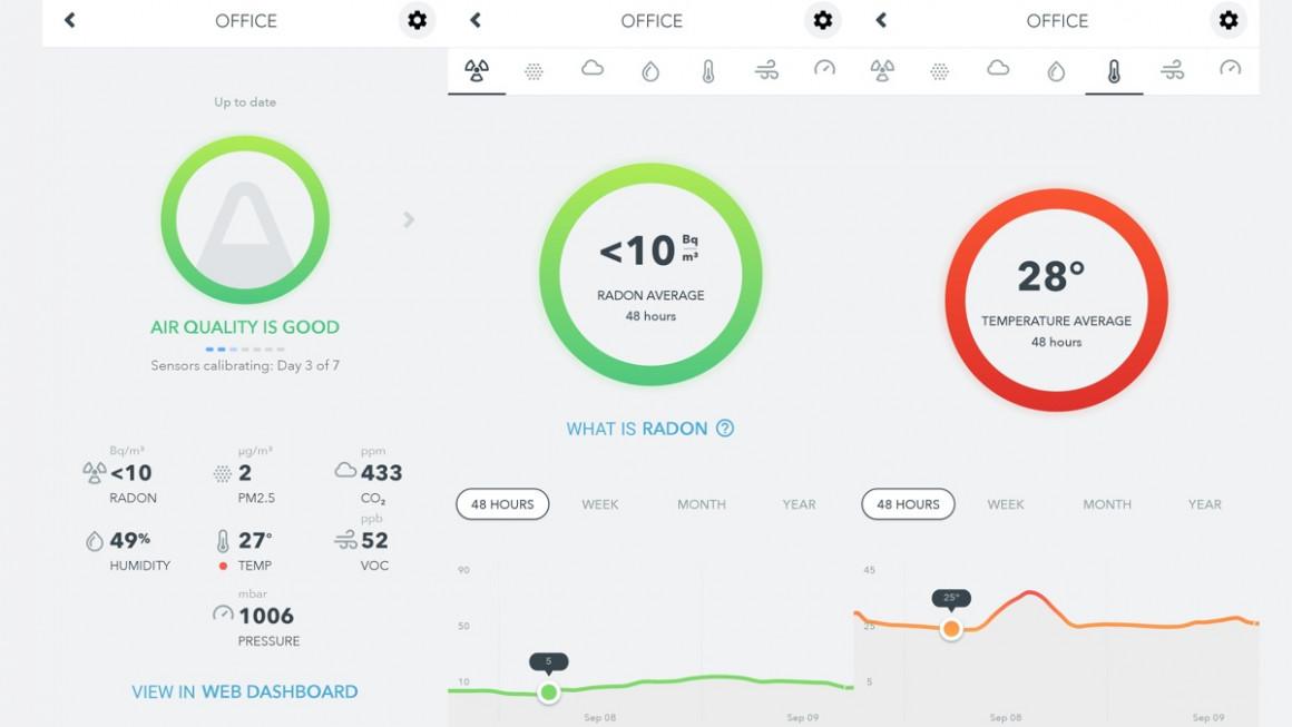 Revisión de Airthings View Plus: el monitoreo inteligente de la calidad del aire ahora es más inteligente